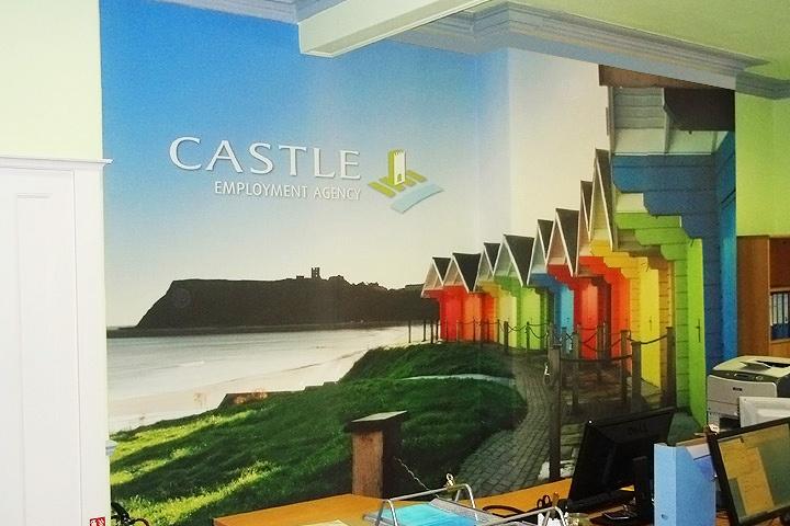 Personalised Wallpaper Printing Case Study